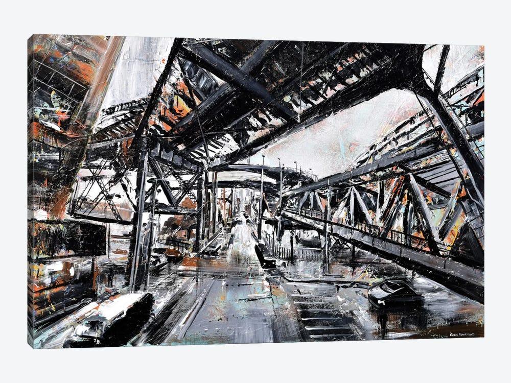 Urban View by Piero Manrique 1-piece Art Print