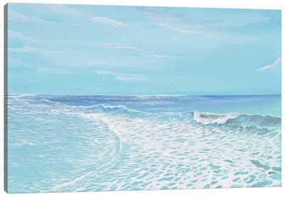 Vista Wave Canvas Art Print