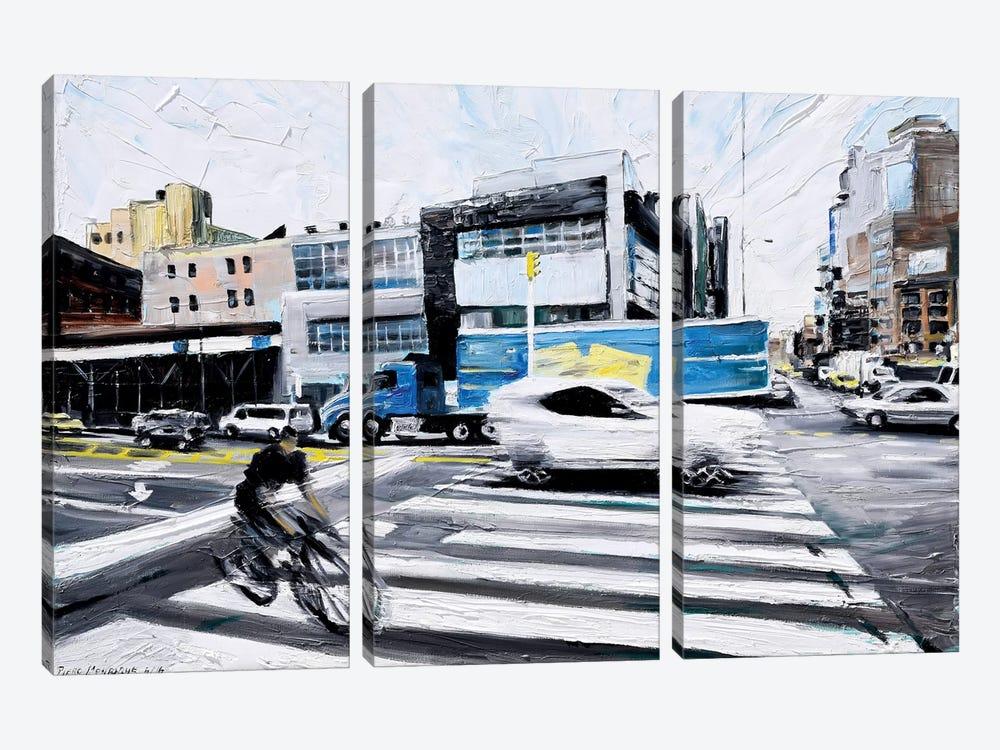 On The Road by Piero Manrique 3-piece Art Print