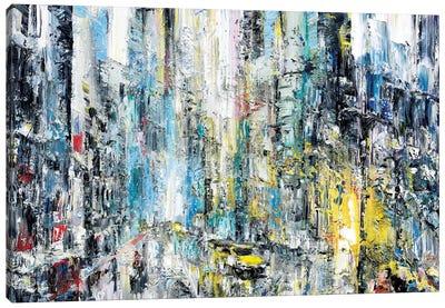 Rain & Light Canvas Art Print