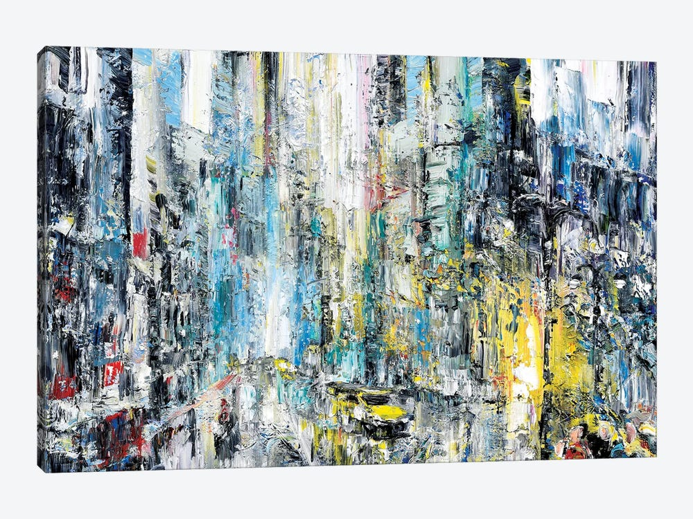 Rain & Light by Piero Manrique 1-piece Canvas Artwork