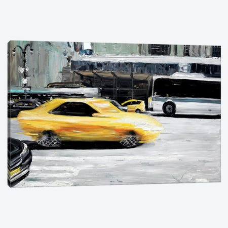 Speed Canvas Print #PIE74} by Piero Manrique Canvas Artwork