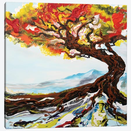 Arbol Canvas Print #PIE78} by Piero Manrique Art Print