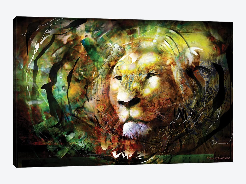 Power by Piero Manrique 1-piece Canvas Print