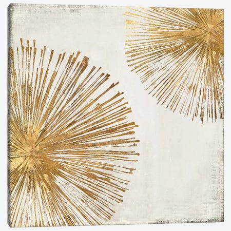 Gold Star I Canvas Print #PIG102} by PI Galerie Art Print