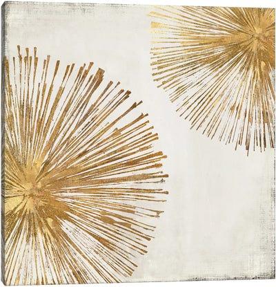 Gold Star I Canvas Art Print