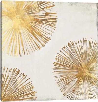 Gold Star II Canvas Art Print
