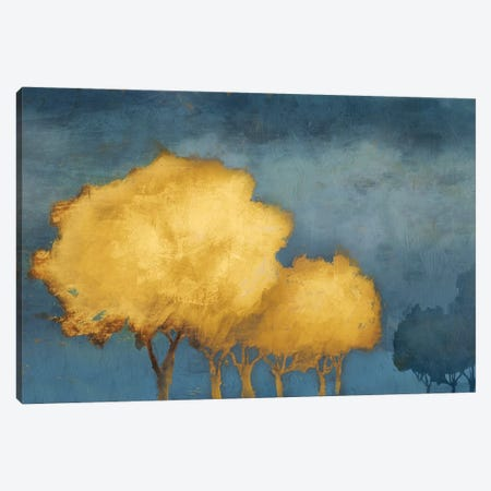 Golden Trust Canvas Print #PIG104} by PI Galerie Canvas Artwork