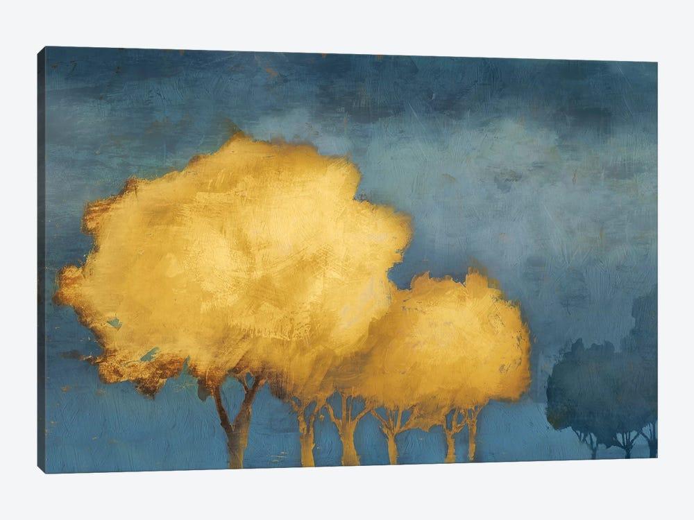 Golden Trust by PI Galerie 1-piece Canvas Art