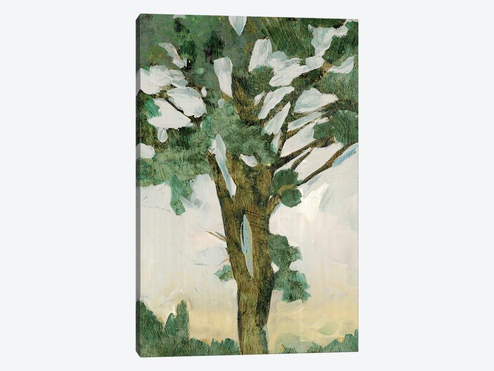 Green Tree Line I by PI Galerie 1-piece Art Print