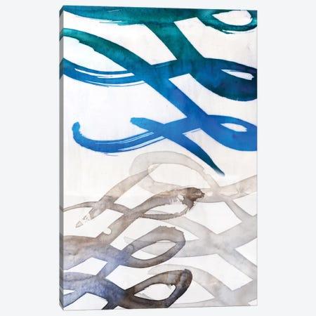 Infinity II Canvas Print #PIG129} by PI Galerie Art Print