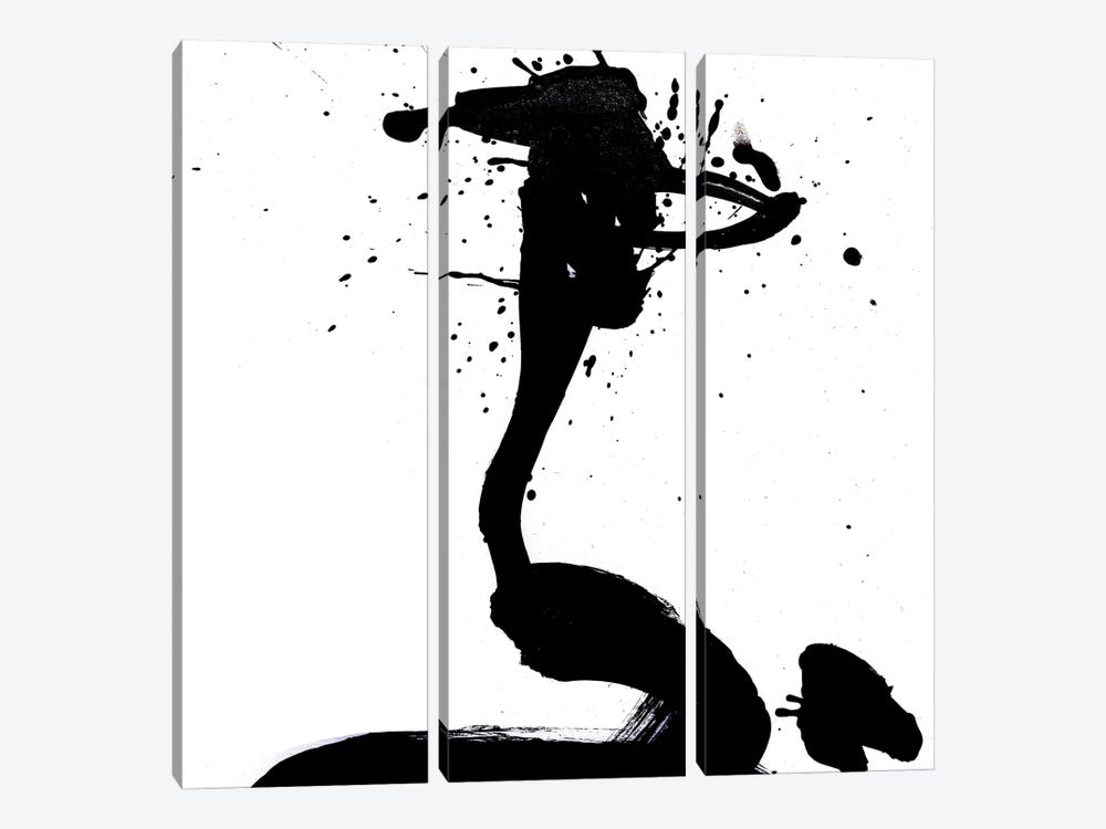 Ink Blot I by PI Galerie 3-piece Canvas Artwork