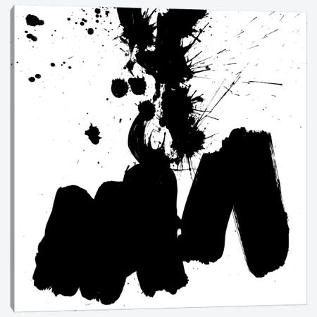Ink Blot II Canvas Print #PIG132} by PI Galerie Canvas Art