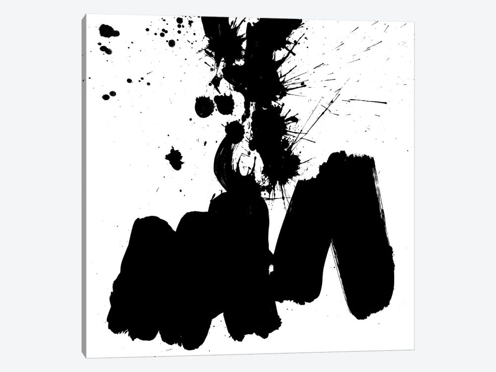 Ink Blot II by PI Galerie 1-piece Canvas Print