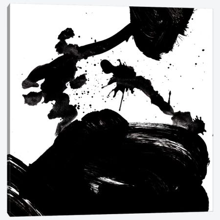 Ink Blot III Canvas Print #PIG133} by PI Galerie Canvas Art