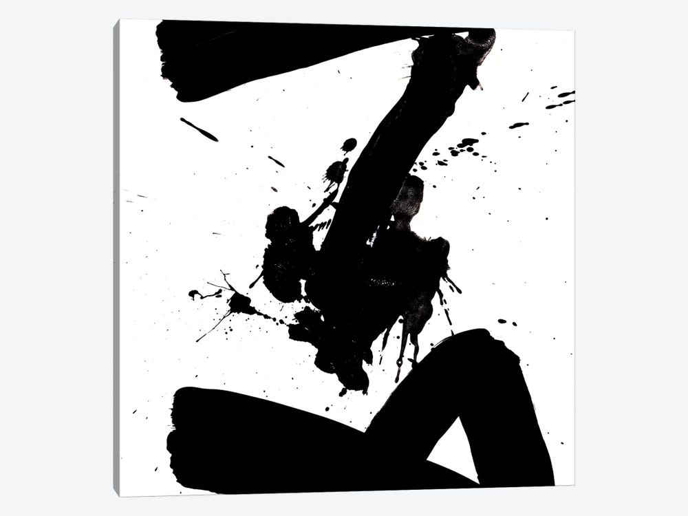 Ink Blot IV 1-piece Art Print