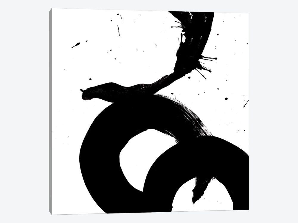 Ink Blot V by PI Galerie 1-piece Canvas Art