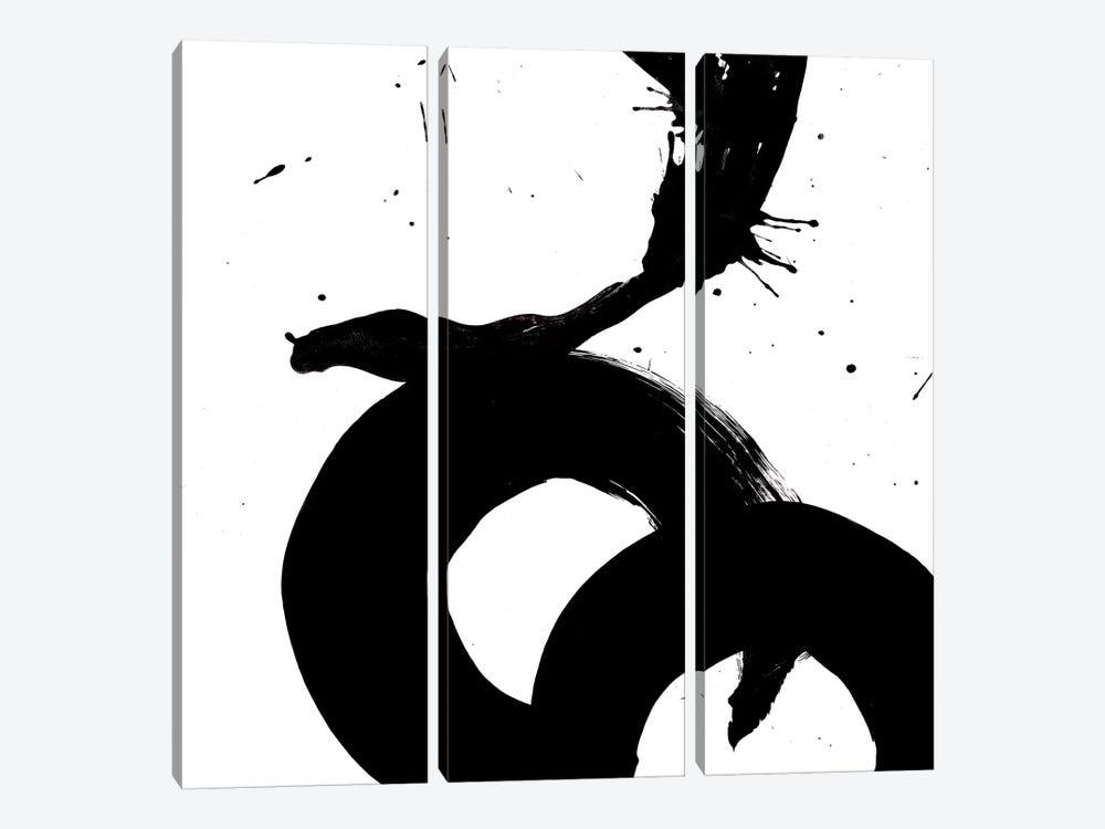 Ink Blot V by PI Galerie 3-piece Canvas Artwork
