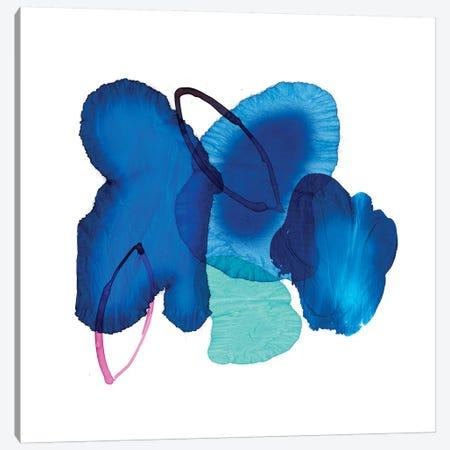 Ink Splash Canvas Print #PIG137} by PI Galerie Art Print
