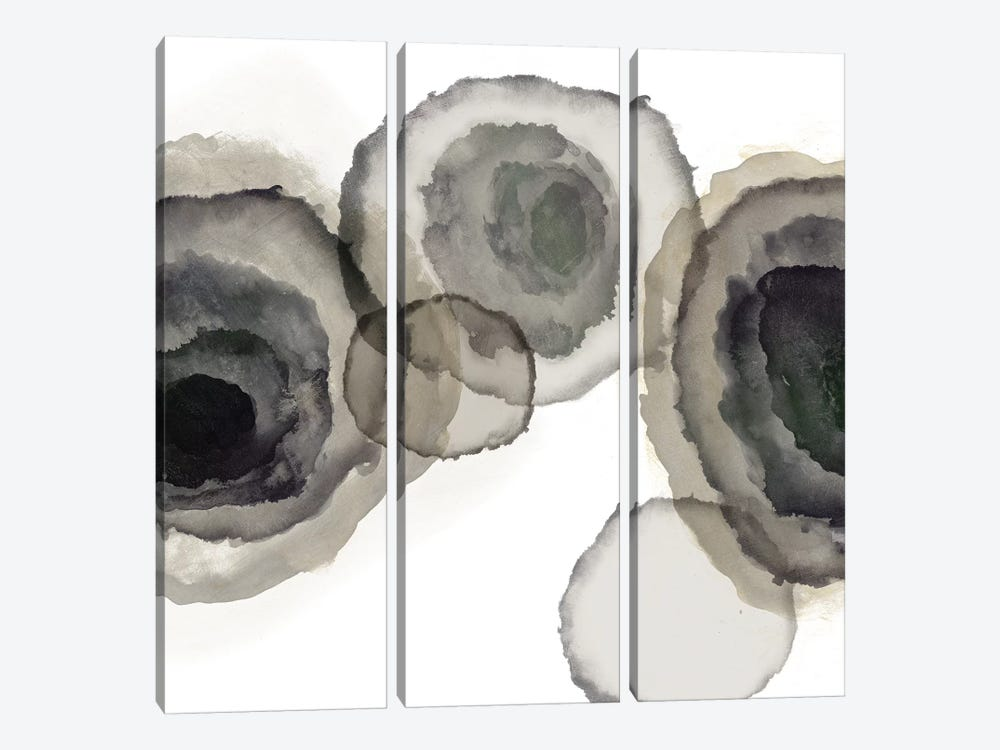 Ink Stains II by PI Galerie 3-piece Canvas Art