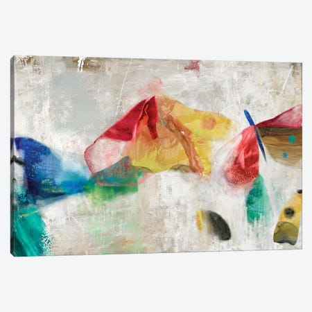 Kisses Entwined Canvas Print #PIG148} by PI Galerie Art Print