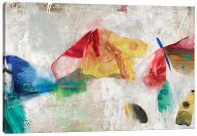 Kisses Entwined Canvas Art Print