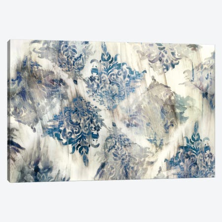 Lucid Damask I Canvas Print #PIG158} by PI Galerie Canvas Wall Art