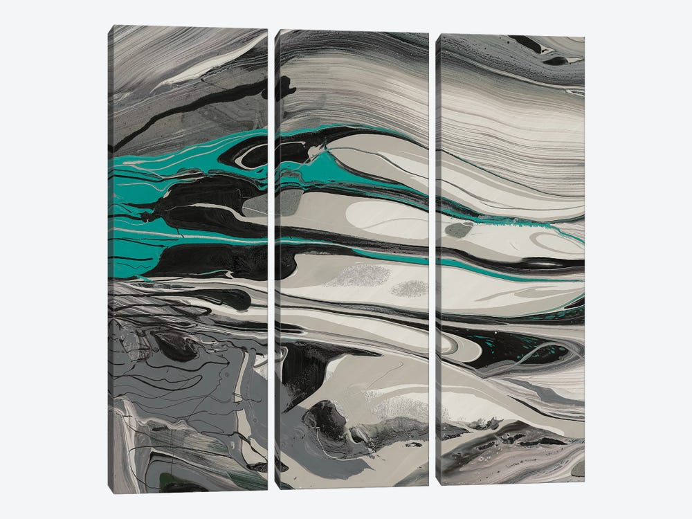 Marble Dust II by PI Galerie 3-piece Canvas Wall Art