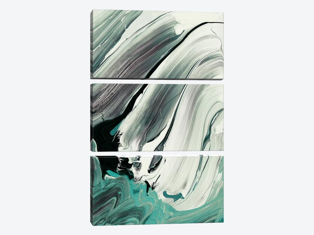 Marble Dust III by PI Galerie 3-piece Canvas Art Print