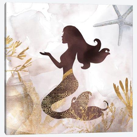Mermaid II Canvas Print #PIG166} by PI Galerie Canvas Artwork