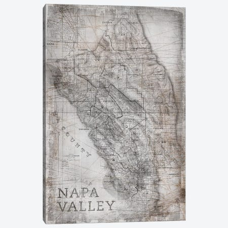 Napa Valley Canvas Print #PIG175} by PI Galerie Art Print
