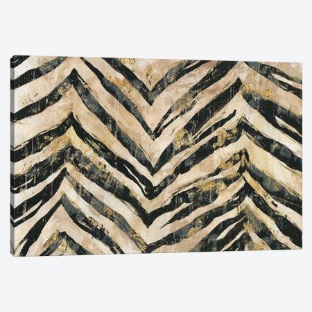 New Zebra II Canvas Print #PIG181} by PI Galerie Art Print