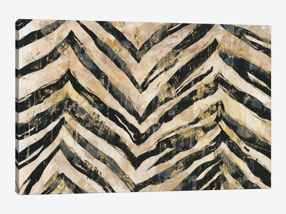 New Zebra II by PI Galerie 1-piece Canvas Print