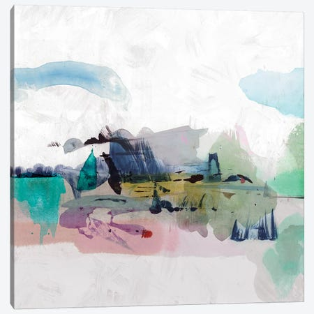 Palette Landscape I Canvas Print #PIG190} by PI Galerie Canvas Artwork