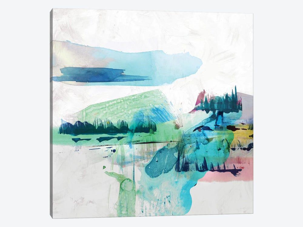 Palette Landscape II by PI Galerie 1-piece Canvas Wall Art