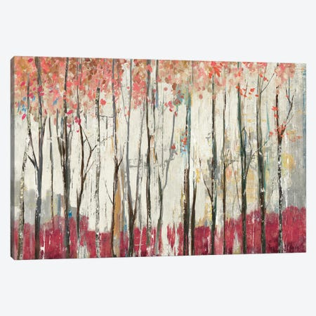 Pink Forest Canvas Print #PIG194} by PI Galerie Canvas Art Print