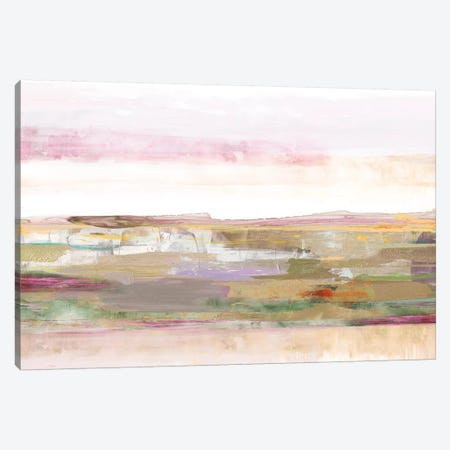 Pink Landscape Canvas Print #PIG195} by PI Galerie Canvas Art Print