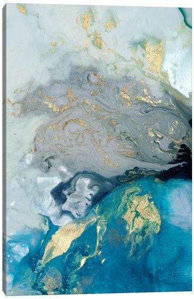 Ocean Splash I Canvas Art Print
