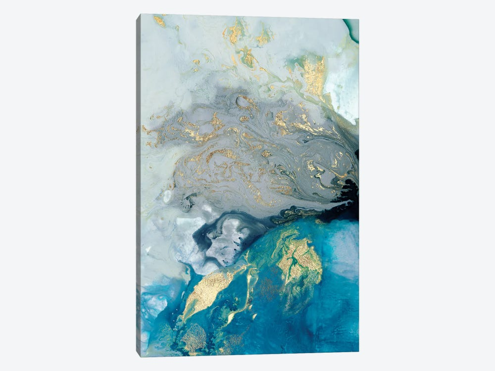 Ocean Splash I by PI Galerie 1-piece Art Print