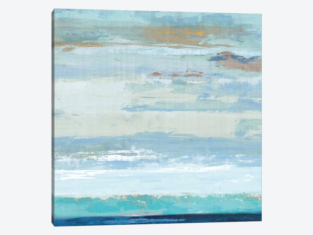 Sea Shore I by PI Galerie 1-piece Canvas Wall Art