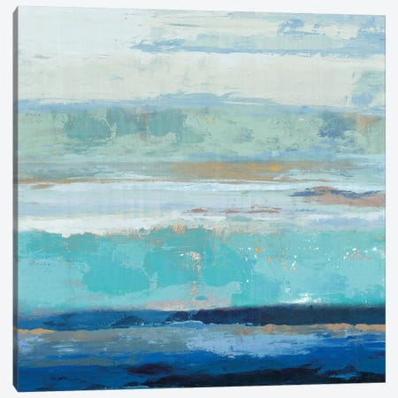 Sea Shore II Canvas Print #PIG214} by PI Galerie Canvas Art