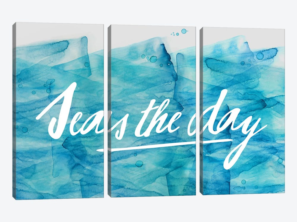 Seas by PI Galerie 3-piece Art Print