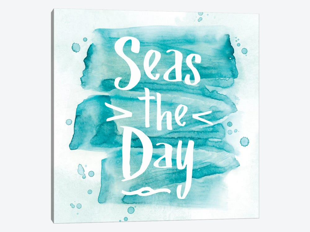Seas The Day by PI Galerie 1-piece Canvas Art