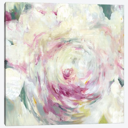 Shabby Peony I Canvas Print #PIG221} by PI Galerie Canvas Wall Art