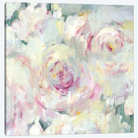 Shabby Peony II Canvas Print #PIG222} by PI Galerie Canvas Wall Art