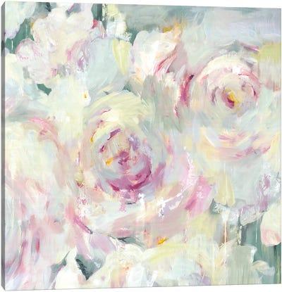 Shabby Peony II Canvas Art Print