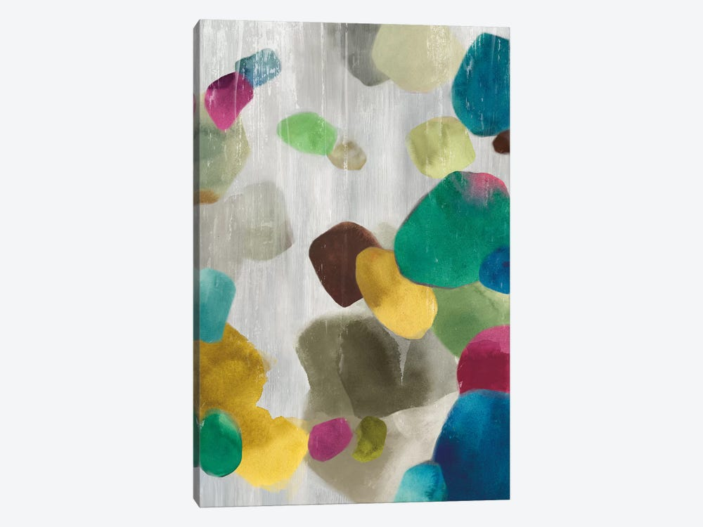 Shadow Pebbles II by PI Galerie 1-piece Canvas Art