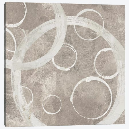Small Rings I Canvas Print #PIG229} by PI Galerie Canvas Wall Art