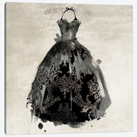 Black Dress II Canvas Print #PIG22} by PI Galerie Canvas Art