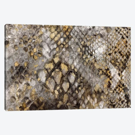 Snake Skin 3-Piece Canvas #PIG233} by PI Galerie Canvas Print